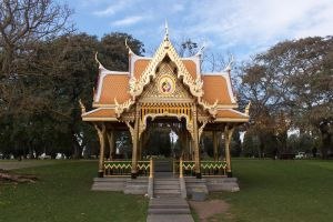 Thai Pavilion by Valadj