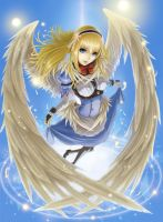 Angel by wolfedge99