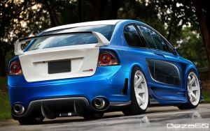 Honda Civic by Geza60