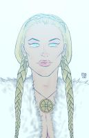 Lady of the Norn by Karbacca