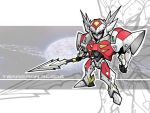 Tekkaman Blade by the-tracer