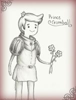 Prince Gumball~ by XxFantasyDreamerxX