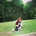 A lady's best friend by annabellthehippie