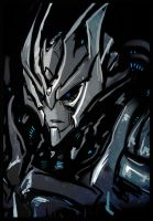 TFP Silverbolt by Aiuke