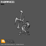 Painwheel Win by LaNiMaL