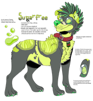 {REF} citrus flavor. by kaijuparty