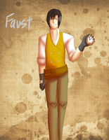 Faust by The-SILENT-assistant