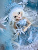 Ice Princess by x-EGLANTINE-x