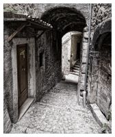 Medieval Italy by rhipster