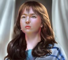 Potrait song hye kyo by LuXame
