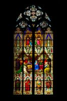 Stained Glass I by sivousplay