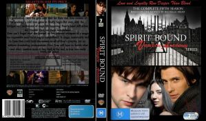 Spirit Bound Dvd Cover by R0SEHATHAWAY