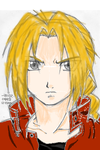Fullmetal by cloudstrife1247