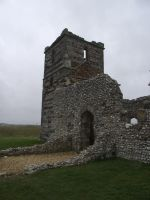 Knowlton Church Ruin 30 by LadyxBoleyn