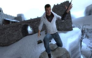 Desmond miles by Proder-the-Scout
