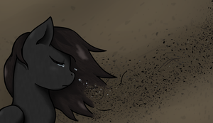 Dust In The Wind  by DalekWithAKeyblade