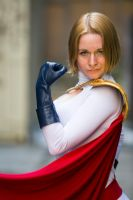 Power Girl by MandaCowled