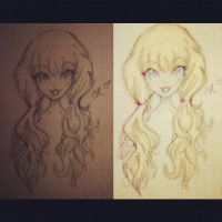 Random drawing ^^ by candiparadise