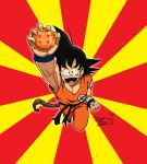 On the quest for the Dragon Balls! by Jetseta