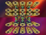 attack of the psychedelic caterpillars by ChasMandala