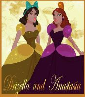 The StepSisters by dyb
