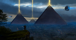 Egypt 12 000 Years BC by LMorse