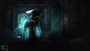 Assassin in the Dark HD Wallpaper by rausan