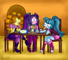 1 dazzling year: Remake! by thegreatcat14