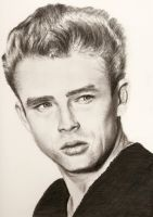 James Dean by gedehoogh