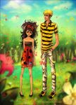 Lady bird x Mister bee by lalami02