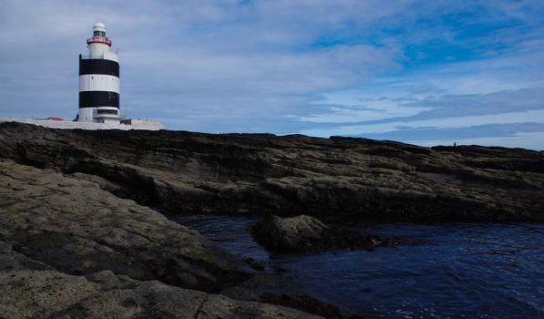 Hook Lighthouse by CleaLlyfr