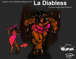 La Diabless by greatwuff