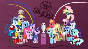EM-Pony - Wallpaper-Group Image-1920x1080 by Isegrim87