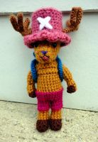 Tony Tony Chopper by leftandrightdolls