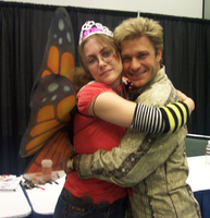 .:Meeting Vic Mignogna:. by I5Spiders
