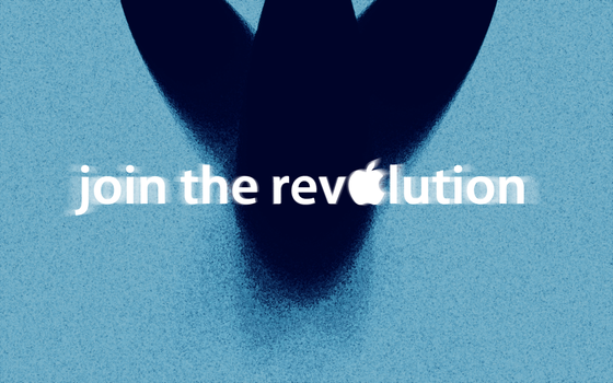 Join The Revolution by sigalakos