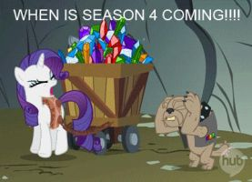 Asking Season 3 is too mainstream XD by ConvoyKaiser