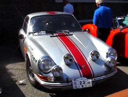 Porsche 911 coupe by GladiatorRomanus