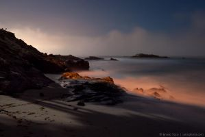 Light spill by isotophoto