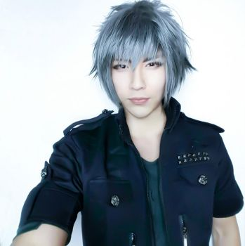 Noctis Cosplay by funnaejc