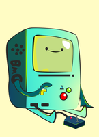 Beemo by BrayanBs