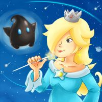 Rosalina and Polari by M-U-S-I-K