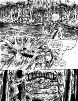 The Laughing Forest Pg4 by DarklyWhite