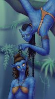 Avatar - Curious by merrypaws