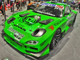 FD Race car by gupa507