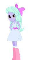Flitter equestria girl by NortherntheStar