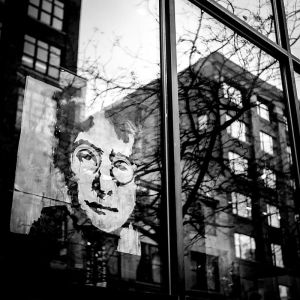 John in the Window by jonniedee