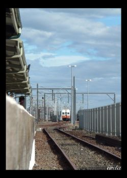 Wollongong Line South Colour by dsx001
