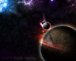 Don't fade away by Limpich