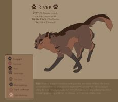 River ref by DawnFrost